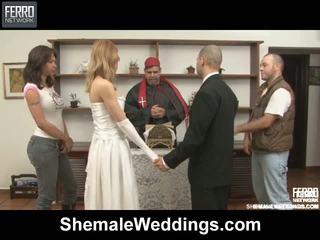 Alessandra tony kétnemű esküvő szex