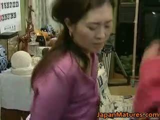 Japans rijpere vrouw is een beauty part4