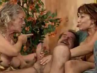 bunicuță, orgie, matur
