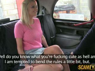 Sienna gets ein erpressung fick im die auto