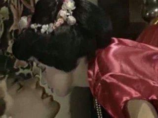 Geisha اللسان fantasy