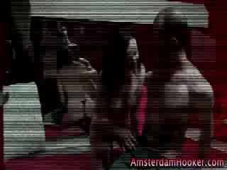 Watch amsterdam hooker gets fucked