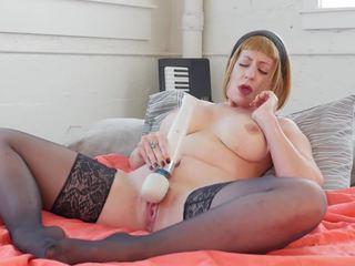 Матуся starlette vibrates її cooshie, безкоштовно порно 62