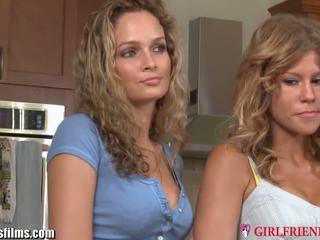 Girlfriendsfilms strapped lesbid milf 3kas