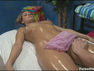 18 year old slut gets fucked hard