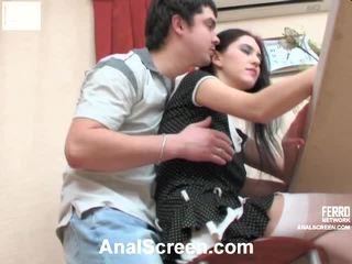 Judith és adam vehement anális videó