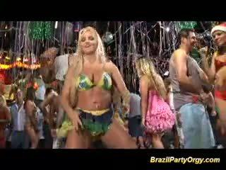 brazilian, group sex, blowjob