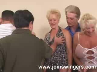 fresh swingers video, more grandma, aged