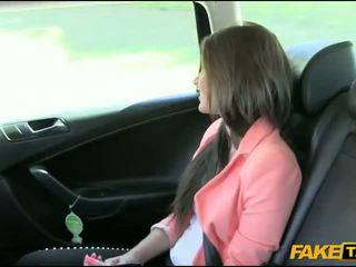 taxi, voiture, amateur