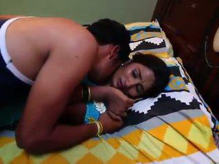 Indiane shtëpiake romancë me newly i martuar bachelor - midnight masala kinema -
