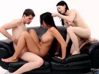 Erotico addison, lollypop - trio