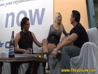 hardcore sex, echt pissen, jeder betrunken neu