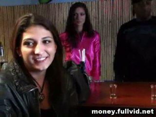Money talks cock sucking