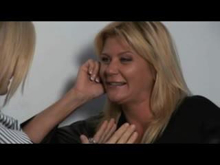 Nina, ginger & melissa - fierbinte milfs în lesbian encounters