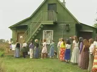 Matura donne scopata in il campagna