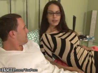 mencium, cougar, ass fuck