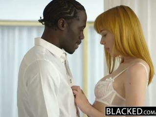 Blacked জার্মান বালিকা anny aurora gets অতিকায় কালো বাড়া