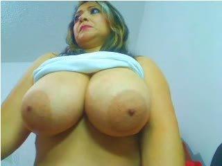 Webcams 2014 - colombian máma jsem rád šoustat w obrovský kozičky 2