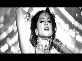 Sunny leone ร้อน dance ใน bollywood