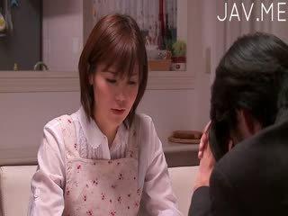 श्यामला, जापानी, cumshot