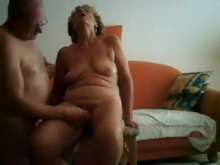 grannies, fingering, homemade