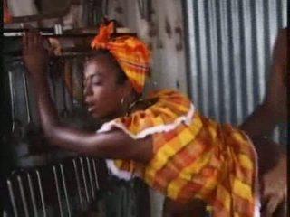 Afrikansk sjokolade fitte video