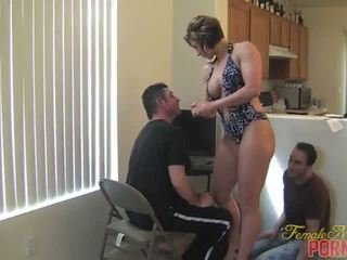 muscle best, watch fitness fun, real threesome quality