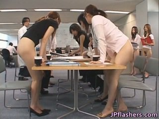 Asian Secretaries Porno Images