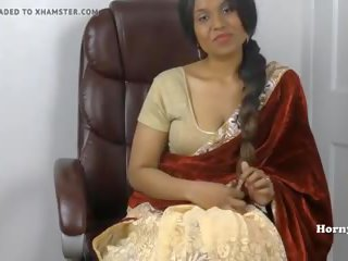 Hornysouth Indian Sister in Law Roleplay in Tamil with