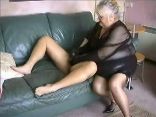 bbw, fucked, granny
