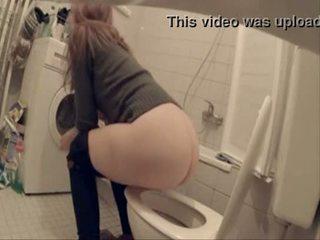 Мой sister и тя friends заловени pee по време на а парти