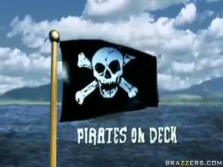 Pirates 上の deck