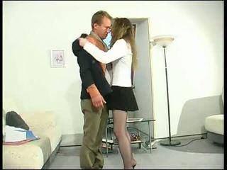 สีน้ำตาล, ช่องปากเพศ, จูบ