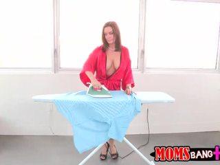 bruneta, zasraný, orální sex