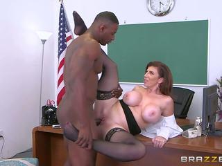 Brazzers - Sara Jay - Big Tits at School, Porn 3d