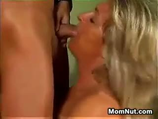 Chubby Mother Wants To Have A Young Dick
