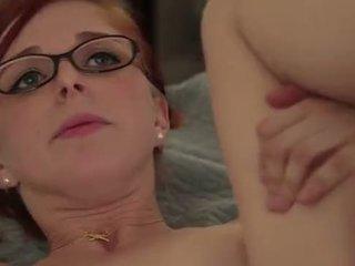 tits, cute, redhead