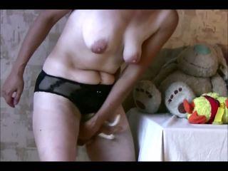 Alpha Bitch Olga 39y O - Masturbation, HD Porn 30