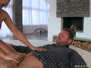Black Angelica Playgirl Nailed By Her Boy On Bed