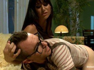 Unterwürfig ehemann beobachten seine ehefrau getting gefickt