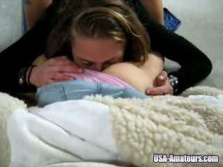 licking, threesome, usa