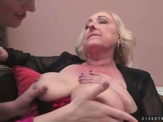 nonna, lesbica, mamme e ragazzi