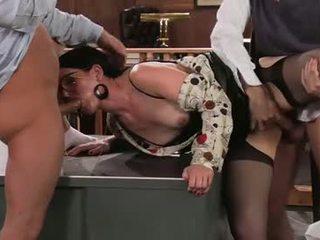 Sarah Shevon - The ghostbusters secretary