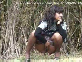 Pee Spycam