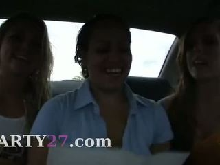 Tenn college girls fuck in cars