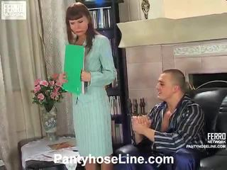 hardcore sex, pantyhose, veronica