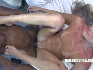 BBC MILF Leilani Lei Loves Romemajor N Black Pipe: Porn 15
