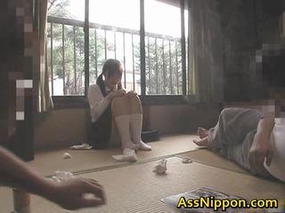 japansk, assfucking, analsex