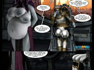 3d bd: galacticus. chapters 8-12