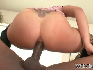 Wcp klubb: tory lane satisfies henne anal sex appetite